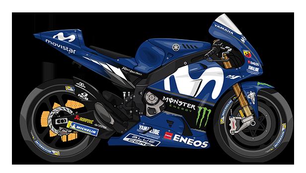 MOTO GP 2018 GRAND PRIX D'ARGENTINE  - Page 2 Yamaha
