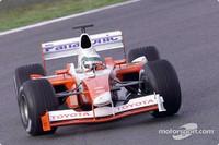 McNish cautious for 2002