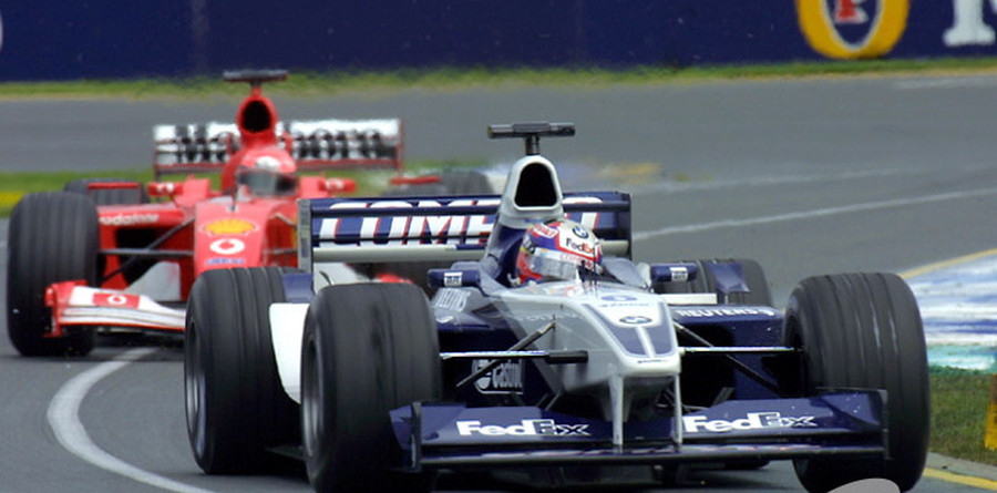 Montoya knew Michael Schumacher was faster