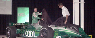 IndyCar CHAMPCAR/CART: Team Kool Green gets new colors
