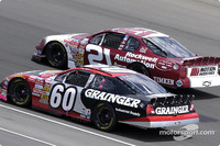 BUSCH: Jeff Green edges Biffle for Charlotte win