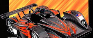 Le Mans KnightHawk's