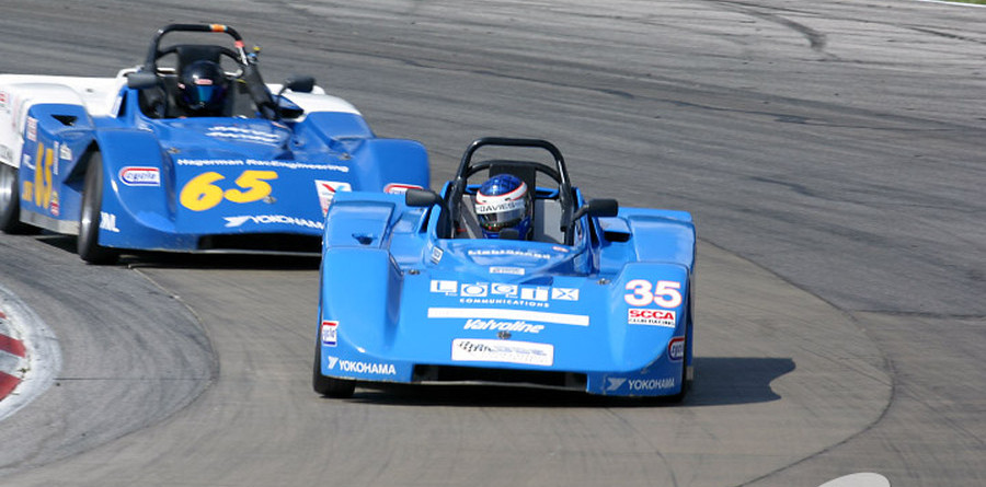 RACE: Valvoline Runoffs: Spicer repeats as SRF champion