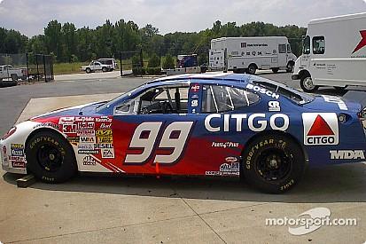 2003 No. 99 Roush Racing paint scheme unveiled