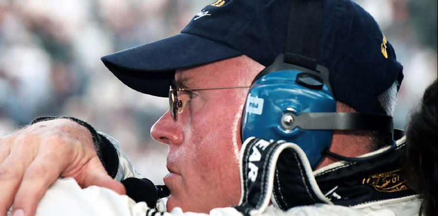 Dyson announces 2003 two car entry