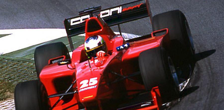 CHAMPCAR/CART: F3000 star Pantano signs with new BC Motorsports team