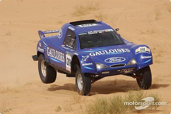 Dakar: Gauloises Racing stage six report