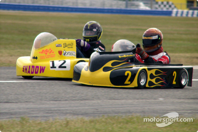 WKA: Daytona Kart Week report