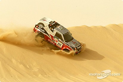 Dakar: Stage 11 Sarir - Siwa notes