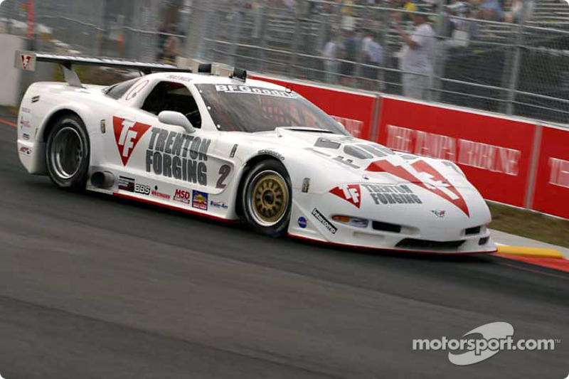 St. Pete: Revolution Motorsports race notes