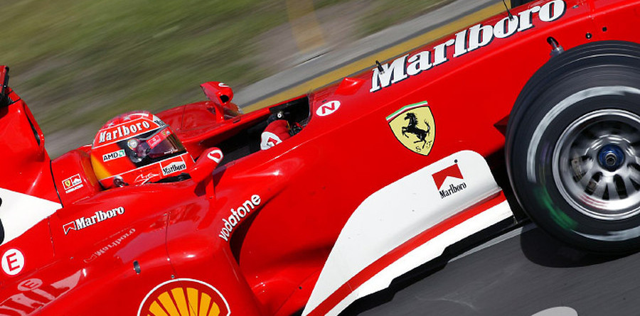 Schumacher on pole for Australian GP