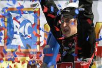Busch wins second Bristol in a row