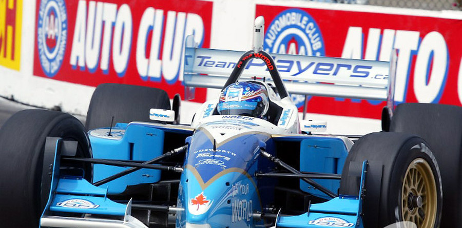 CHAMPCAR/CART: Tracy fastest on Friday on Long Beach streets