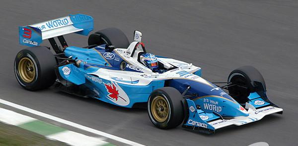 CHAMPCAR/CART: Bourdais fast but Tracy keeps Brands Hatch pole