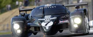 Le Mans Bentleys, Audis lead the way in preliminaries