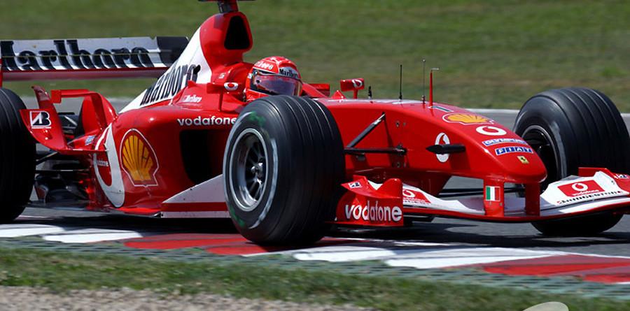 Schumacher ready for Austria
