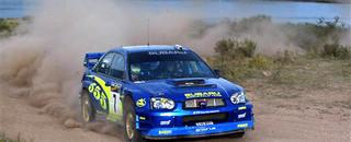 WRC Subaru extends Solberg contract