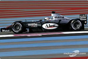 Formula 1 McLaren tech team comment on MP4-18