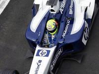 Ralf on Friday provisional pole for German GP