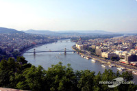 Summer in the city at Budapest