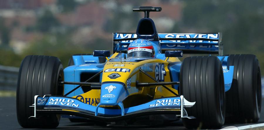 Alonso blazes to Hungarian GP pole