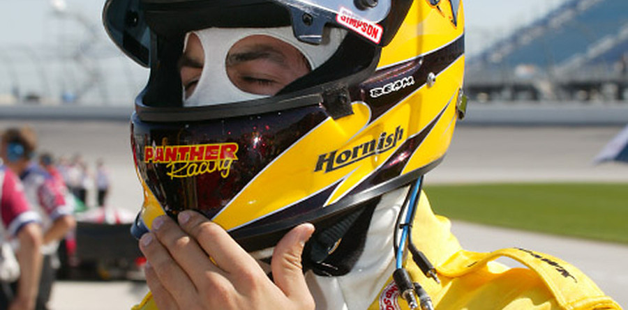 IRL: Hornish by a whisker at Chicagoland