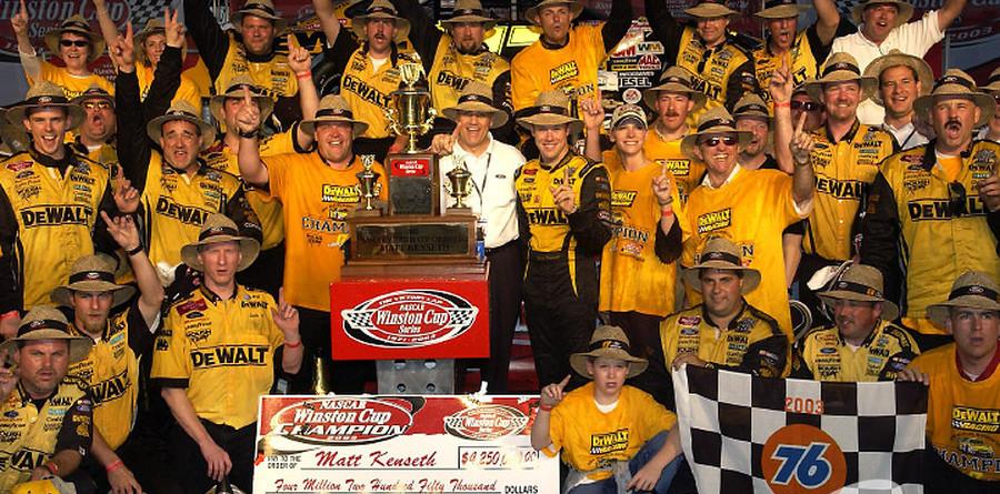 Matt Kenseth: Race to the Championship, part 1