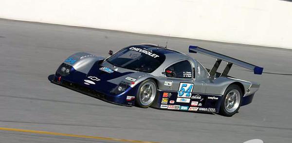 Sneak preview for Daytona 24 Hour race