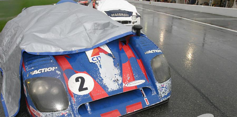 Notes from the wet Daytona paddock