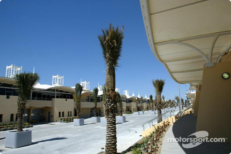 Teams impressed with Bahrain circuit