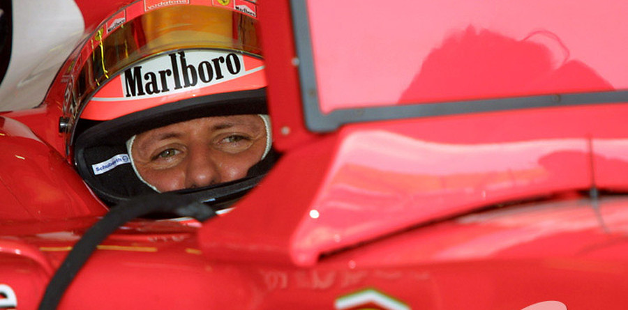 Ferrari pair assess new circuit