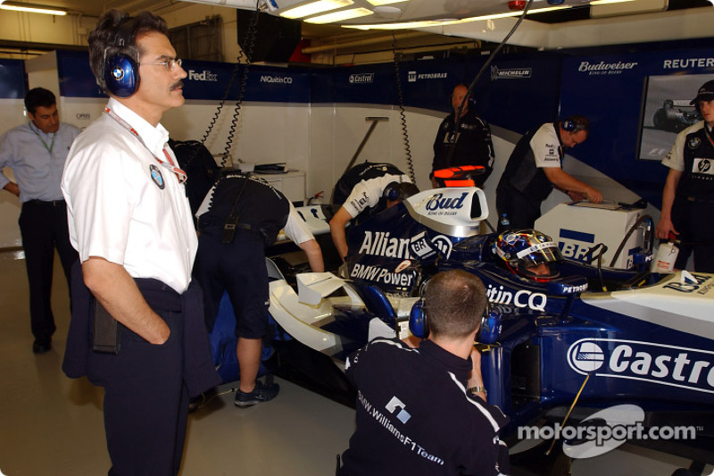 Theissen considers FIA proposals