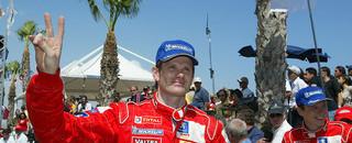 WRC Gronholm win under threat