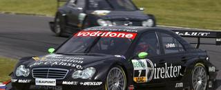 DTM Paffett disqualified, Ekstr?m wins Lausitz thriller