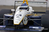 Patrick scores first career pole in Portland