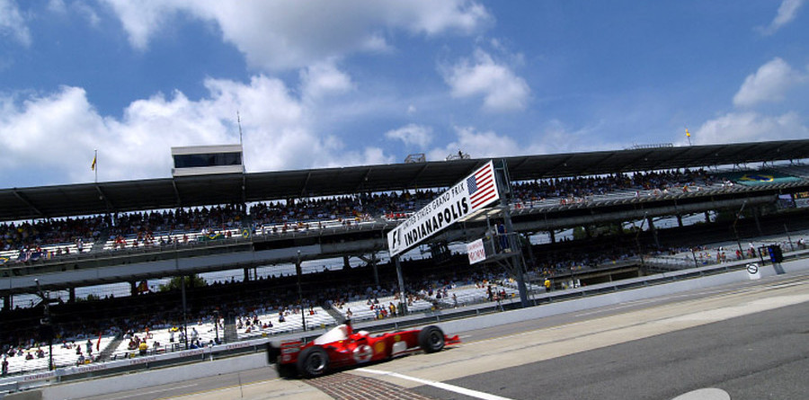Ferraris hog US GP front row