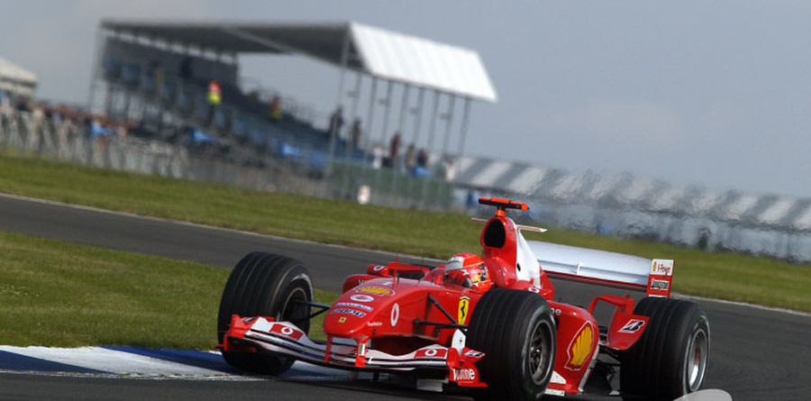 Schumacher takes 80th career win at British GP