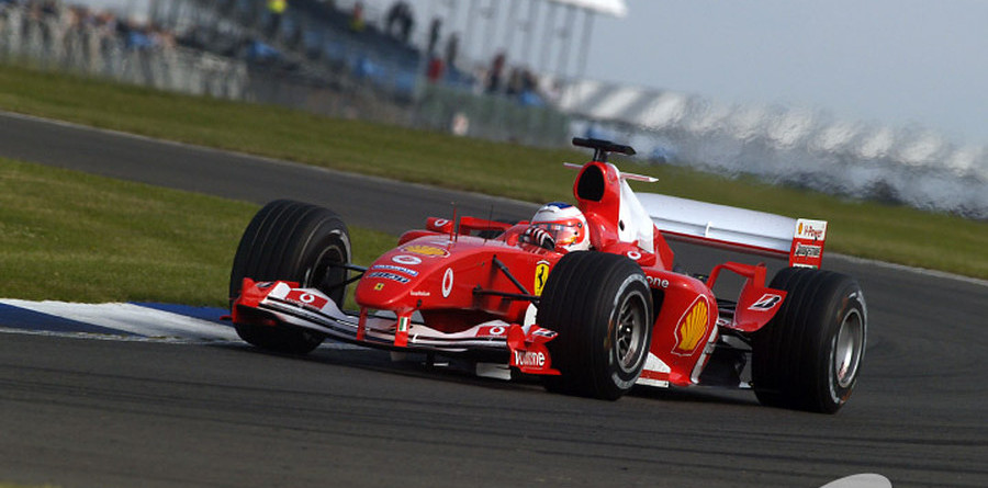 McLaren and Ferrari top test times