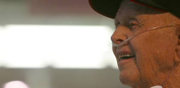 Papa Joe Hendrick passes at 84