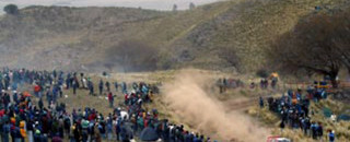 WRC The other side of Rally Argentina