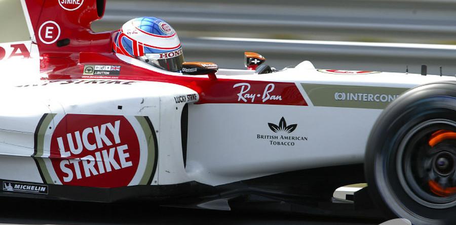 Button tops Hungarian GP final practice