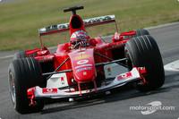 Barrichello fastest in last Italian GP practice