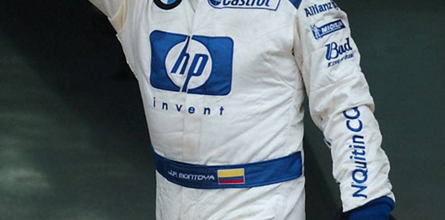 Montoya ends 2004 with Brazilian GP victory