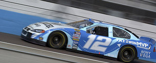 NASCAR Cup Newman captures PIR pole