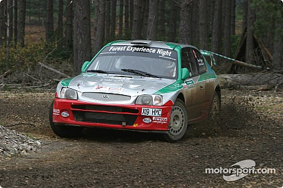 Tempest Rally day one summary