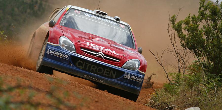 Loeb inherits Rally Australia lead