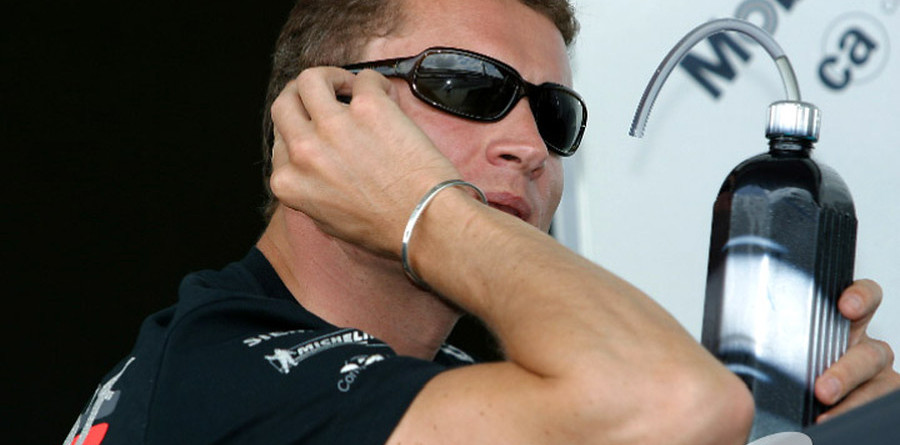 Chance for Coulthard at Red Bull?