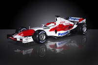 Toyota launches TF105 in Spain