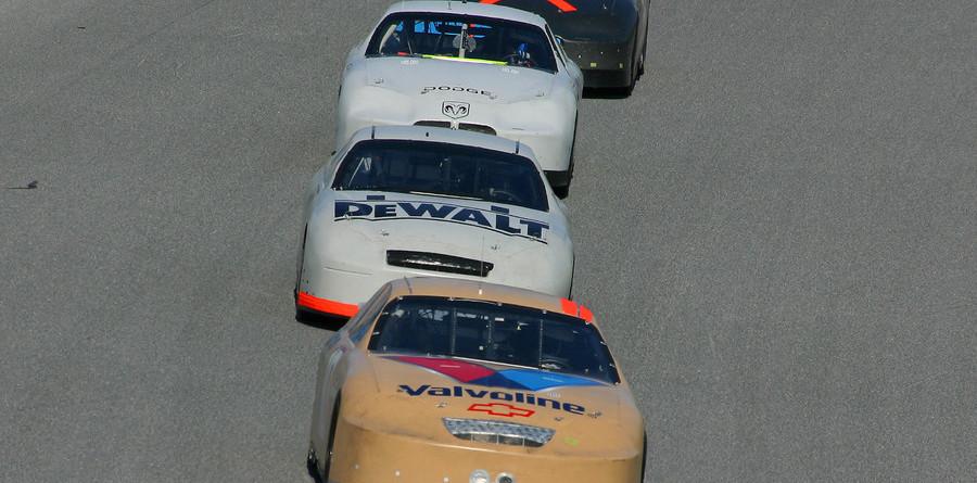 Looking at NASCAR's new aero rules