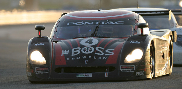 4 car diary - Rolex 24, Rocky Road for Johnson